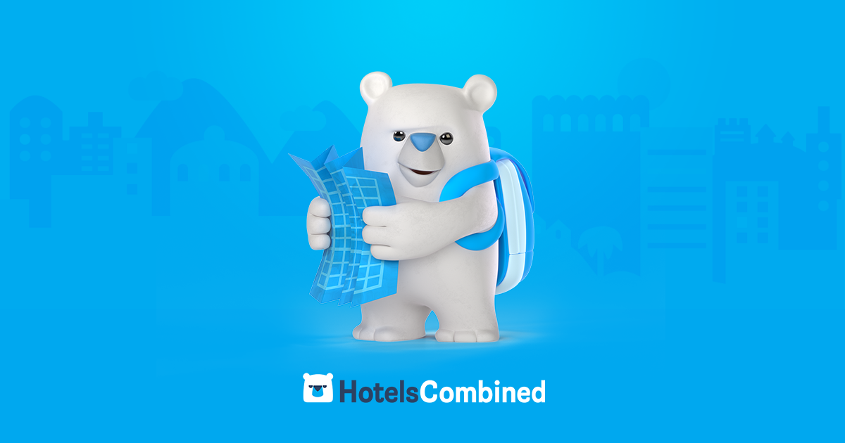 Hotelscombined Banner