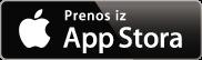 Prenos iz AppStora